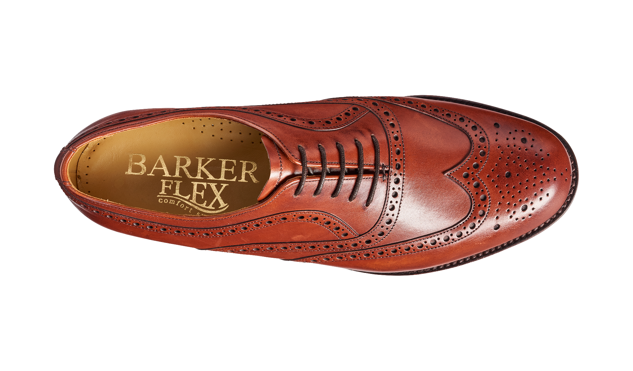 Southport - Rosewood Calf | Mens Oxford