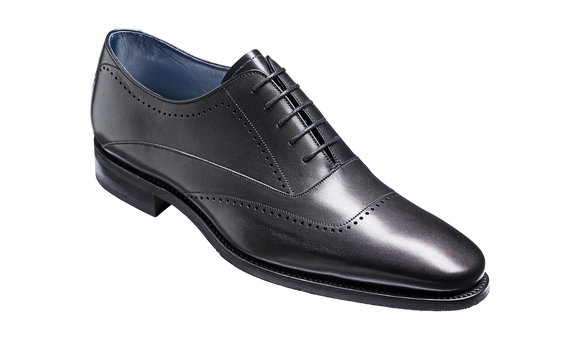 Thomas - Black Calf Oxford