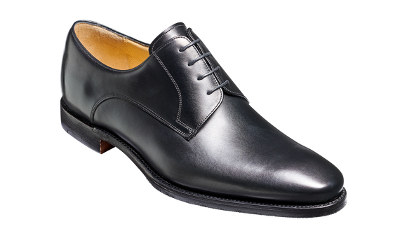 Ellon - Black Calf - Derby Shoe