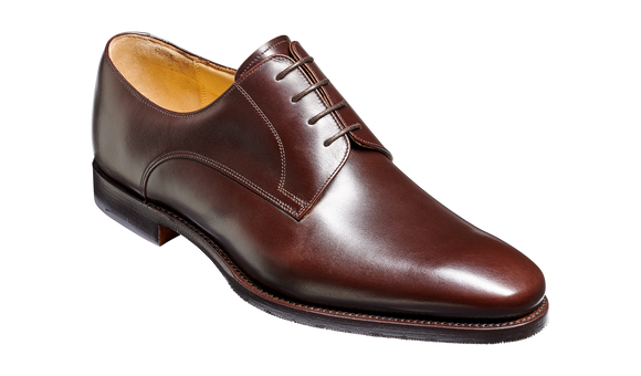 Ellon - Dark Walnut Calf - Derby Shoe