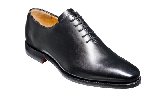 Armstrong - Black Calf Oxford Shoe