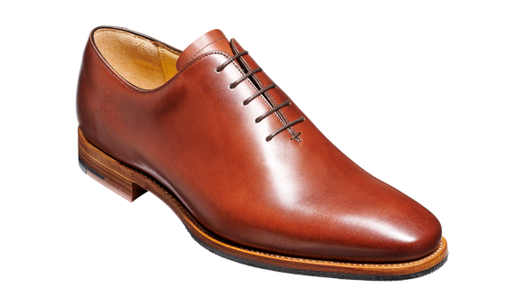 Armstrong - Chestnut Calf Oxford Shoe
