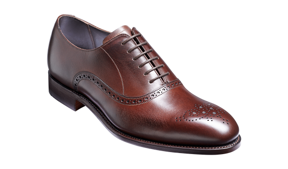 Newchurch - Dark Walnut Oxford Shoe