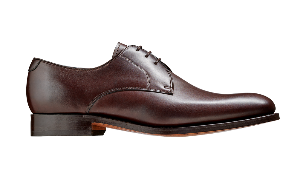 March - Dark Walnut Calf Mens Derby Shoe