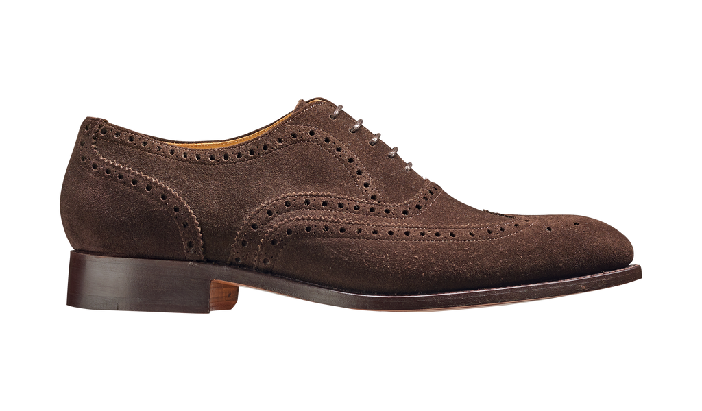 Malton - Burnt Oak Suede