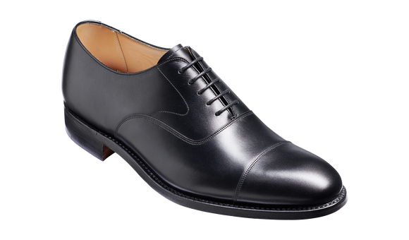 Malvern - Black Calf Oxford