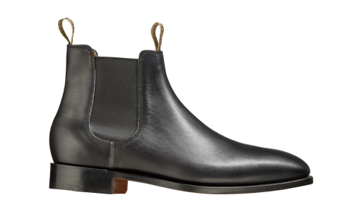 Mansfield - Black Calf Boot