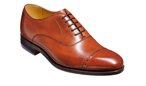 Midhurst - Rosewood Calf Oxford Shoe