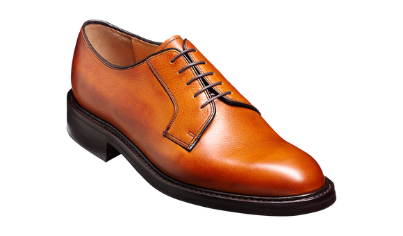 Nairn - Cedar Grain Derby Shoes