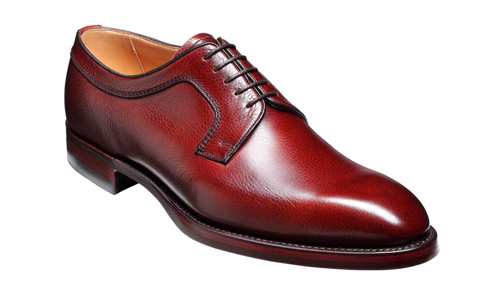 Skye - A brown derby shoes for men