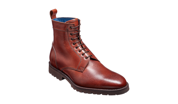 Sully - Cherry Grain Boot