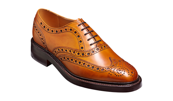 Westfield - Cedar Burnished Calf Brogue