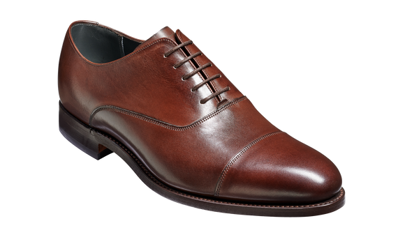 Winsford - Dark Walnut Calf Oxford Shoe