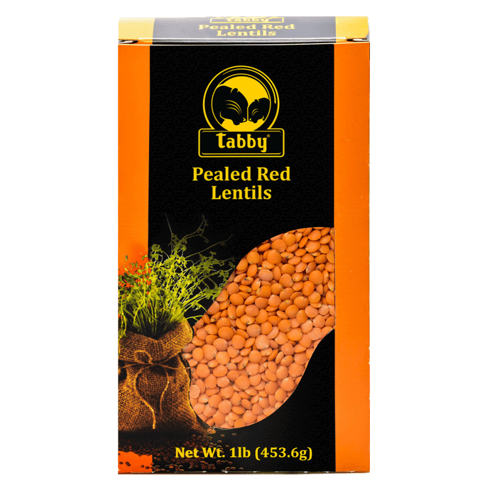 Pealed Red Lentil
