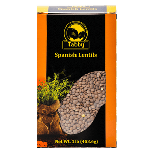 Spanish Brown Lentil