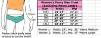 Iheyi 12 pcs Teenager Junior Big Girl Pink Love Cotton Bikini Panty S/M/L/XL