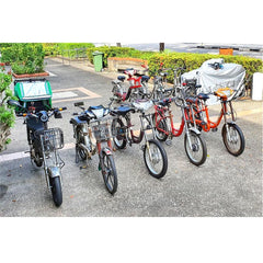 Pre-Loved Ebikes (PABs)