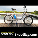 Pre-Loved SR2 Chrome Electric Bicycle