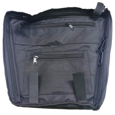 Fiido High Quality Water Resistant Velcro/Zipped Middle Bag
