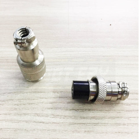 GX16 Connectors (Male & Female Set)