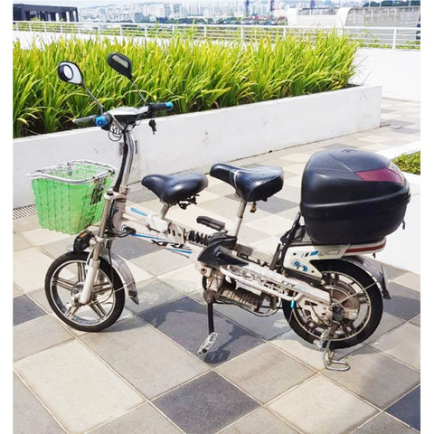 Pre-Loved SUV 7 Standard Original Outlook E-bike Version 1