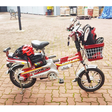 Pre-Loved SUV 7 Standard Original Outlook Power Assisted Bicycle (PAB/E-bike)