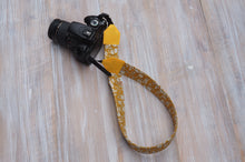 Load image into Gallery viewer, Mustard Camera Strap - Liberty Capel G