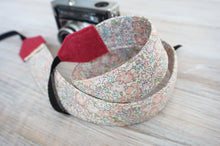 Load image into Gallery viewer, New Floral Camera Straps - Liberty of London Prints - 2021 Collection