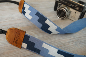 Tetris Webbing Camera Strap, 2021 Collection