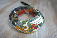 Load image into Gallery viewer, Exotic  Camera Strap - Liberty of London Angelica Garla