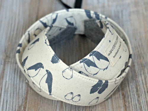 Penguin Camera Strap - Animal Design DSLR Camera Strap -Handmade Photography Accessories