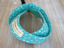 Load image into Gallery viewer, Turqoise Flamingo Camera Strap - Mint Flamingo DSLR Camera Strap - Photography Accessories - Handmade Neck Strap - Personalized Camera Sling