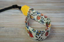 Load image into Gallery viewer, Spring Flowers Camera Wrist Strap - Tana Lawn Edengam T