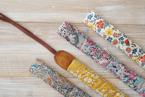 Floral Camera Straps - Adjustable DSLR Strap