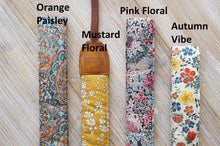 Load image into Gallery viewer, Floral Camera Straps - Adjustable DSLR Strap