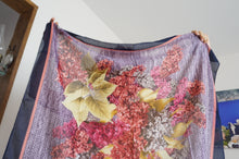 Load image into Gallery viewer, Stylish Scarf and Headscarves - Paisley and Leaves Shawl