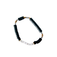 Load image into Gallery viewer, Heishi Shell Name Bracelets