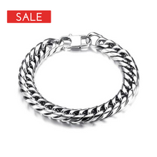 Load image into Gallery viewer, LINK X2 - Stainless Bracelet - Marvellmen