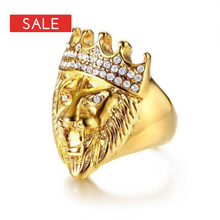 Load image into Gallery viewer, LIONKING 2COMBO - Ring & Necklace Stainless - Marvellmen