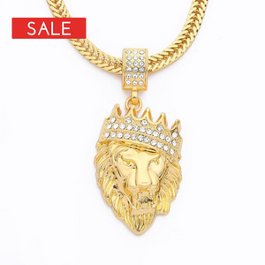 LIONKING - Long Necklace - Marvellmen