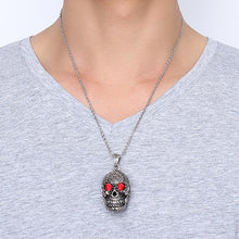 Load image into Gallery viewer, REDEYED - Long Necklace - Marvellmen