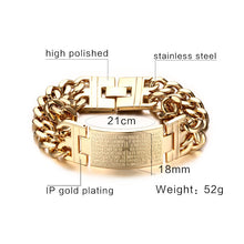 Load image into Gallery viewer, CONNECT - Stainless Bracelet - Marvellmen
