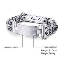 Load image into Gallery viewer, CONNECT X2 - Stainless Bracelet - Marvellmen