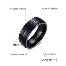 Load image into Gallery viewer, CARBIDE X1 - Ring Stainless - Marvellmen