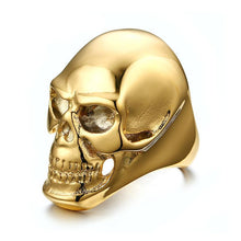 Load image into Gallery viewer, SKULL - Ring Stainless - Marvellmen