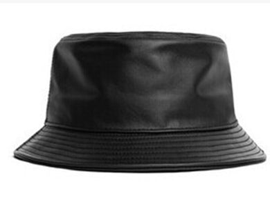 LEATHER BUCKET - Quality Hat - Marvellmen