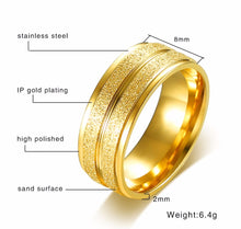 Load image into Gallery viewer, GOLDEN - Ring Stainless - Marvellmen