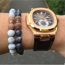Load image into Gallery viewer, DOUBLE - Natural Beaded Bracelet - Marvellmen