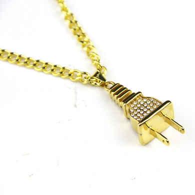 THE PLUG - Long Necklace - Marvellmen