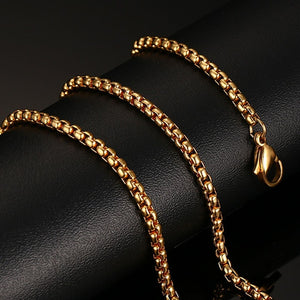GOLD DIFF - Long Necklace - Marvellmen